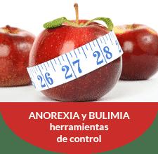 Anorexia y Bulimia. Herramientas de control