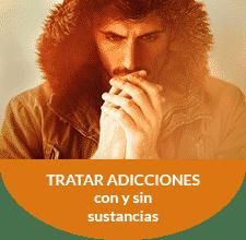 Tratamiento de adicciones con y sin sustancias